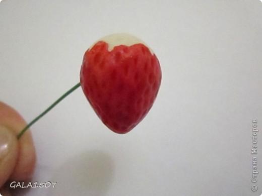 Мастер-класс Лепка: Выращиваем соленые ягодки. МК Тесто соленое. Фото 16