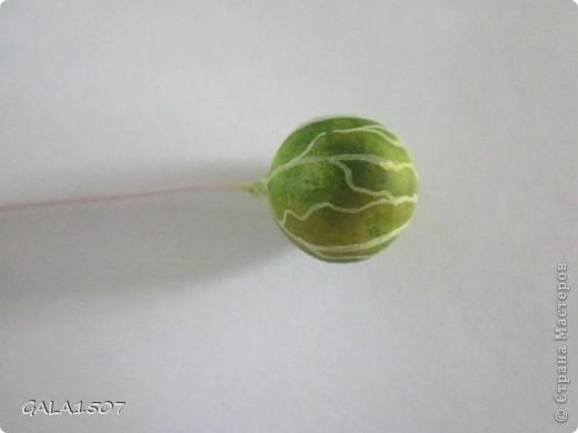 Мастер-класс Лепка: Выращиваем соленые ягодки. МК Тесто соленое. Фото 32