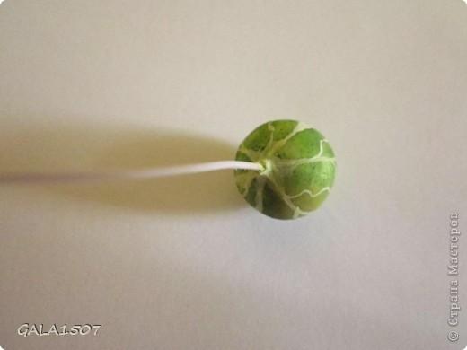 Мастер-класс Лепка: Выращиваем соленые ягодки. МК Тесто соленое. Фото 33