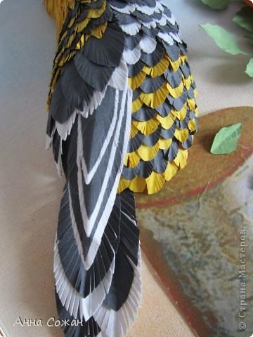 Картина, рисунок, панно Бумагопластика, Квиллинг: На даче Бумага Отдых. Фото 5