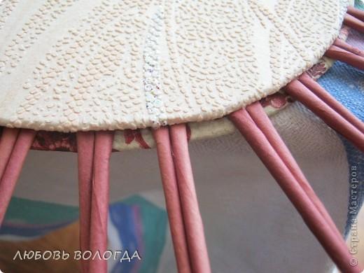 Мастер-класс, Поделка, изделие Плетение: завитушечка моя Трубочки бумажные. Фото 6