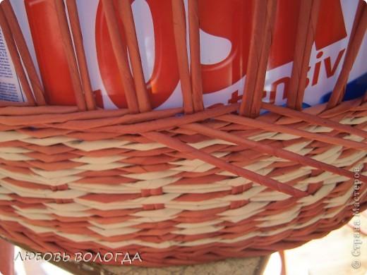 Мастер-класс, Поделка, изделие Плетение: завитушечка моя Трубочки бумажные. Фото 12