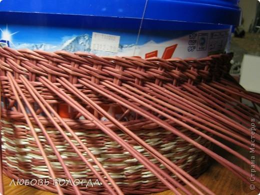 Мастер-класс, Поделка, изделие Плетение: завитушечка моя Трубочки бумажные. Фото 13