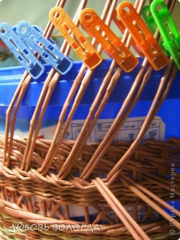 Мастер-класс, Поделка, изделие Плетение: завитушечка моя Трубочки бумажные. Фото 14