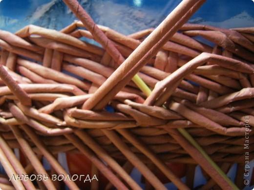 Мастер-класс, Поделка, изделие Плетение: завитушечка моя Трубочки бумажные. Фото 16