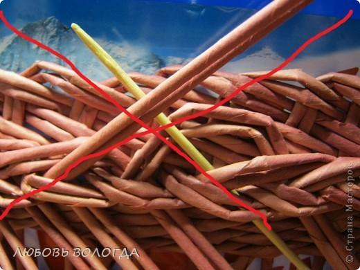 Мастер-класс, Поделка, изделие Плетение: завитушечка моя Трубочки бумажные. Фото 17