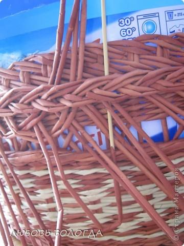 Мастер-класс, Поделка, изделие Плетение: завитушечка моя Трубочки бумажные. Фото 20