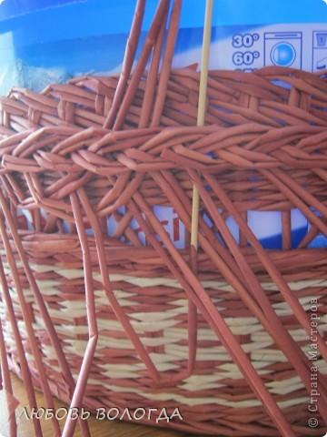 Мастер-класс, Поделка, изделие Плетение: завитушечка моя Трубочки бумажные. Фото 21