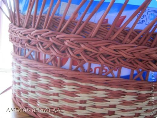 Мастер-класс, Поделка, изделие Плетение: завитушечка моя Трубочки бумажные. Фото 23