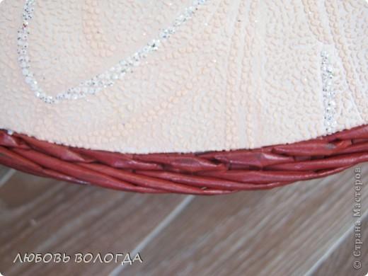 Мастер-класс, Поделка, изделие Плетение: завитушечка моя Трубочки бумажные. Фото 9