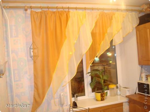 Шитье штор для кухни видео 25