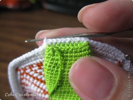 Игрушка, Мастер-класс, Поделка, изделие Вязание крючком: изготовление Черепашки. Фото 14