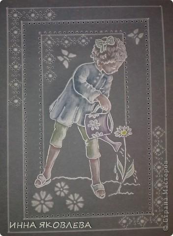 Открытка Пергамано: Пергамано Бумага. Фото 1