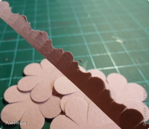 Мастер-класс Бумагопластика: Как я делаю пионы и розы. Бумага, Клей. Фото 4