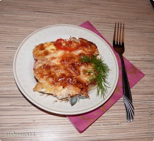 Кулинария, Мастер-класс Рецепт кулинарный: Запеканка из свежих овощей и курицы Продукты пищевые Отдых. Фото 1