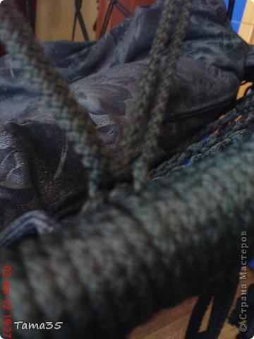 Интерьер, Мастер-класс Макраме: мастер класс по плетению кресла (часть 2) Шпагат Дебют. Фото 35