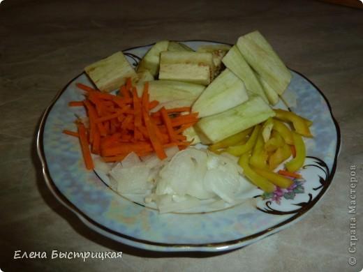 """Кулинария Рецепт кулинарный: Овощной салат """"Бакат"""" Овощи, фрукты, ягоды. Фото 3"""