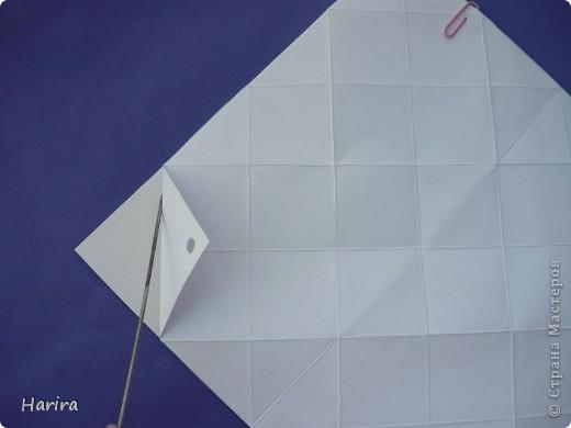 """Master Class, de l'Artisanat, produits Assemblage, Bumagoplastika, découpage, sculpture, boîtes """"Lazy"""" (sans règle et colle) Serviettes en papier, carton, colle, ruban adhésif, savon, papier. Photo 13"""