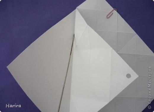 """Master Class, de l'Artisanat, produits Assemblage, Bumagoplastika, découpage, sculpture, boîtes """"Lazy"""" (sans règle et colle) Serviettes en papier, carton, colle, ruban adhésif, savon, papier. Photo 14"""