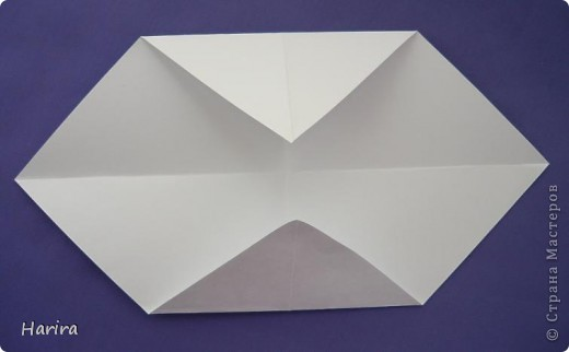 """Master Class, de l'Artisanat, produits Assemblage, Bumagoplastika, découpage, sculpture, boîtes """"Lazy"""" (sans règle et colle) Serviettes en papier, carton, colle, ruban adhésif, savon, papier. Photo 8"""