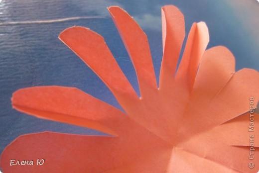 Мастер-класс Бумагопластика: Георгины Бумага День учителя. Фото 13