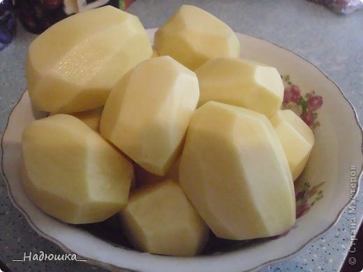Кулинария, Мастер-класс Рецепт кулинарный: Пирог с картошкой и курицей из слоёного теста (+МК) Продукты пищевые. Фото 5
