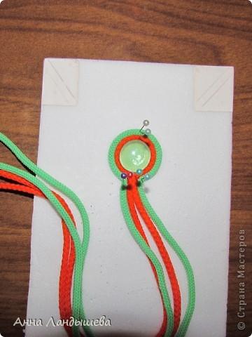 Мастер-класс, Украшение Плетение: МК + украшения (часть 7). Фото 7