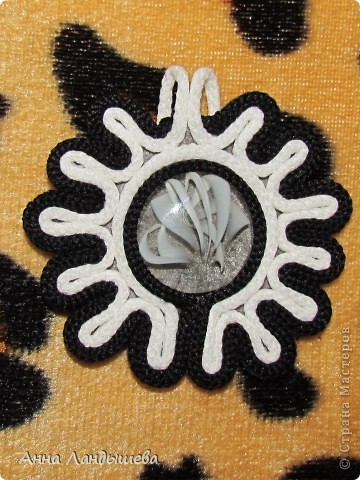 Мастер-класс, Украшение Плетение: МК + украшения (часть 7). Фото 19