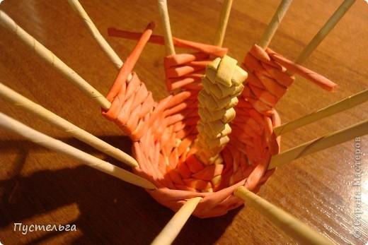 Цветы из трубочек бумаги своими руками 35