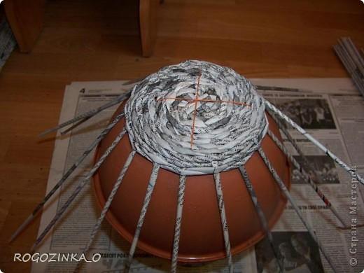 Мастер-класс Плетение: МК ЯБЛОКО Бумага. Фото 6