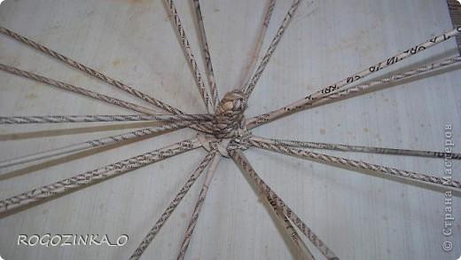 Мастер-класс Плетение: МК ЯБЛОКО Бумага. Фото 12