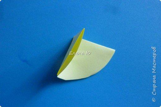 Мастер-класс Бумагопластика: Розы из бумаги на скорую руку Бумага День учителя. Фото 4