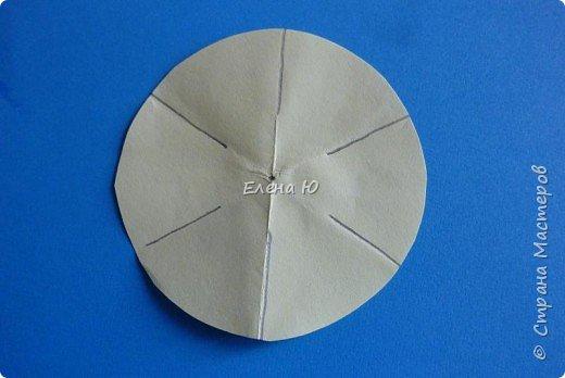 Мастер-класс Бумагопластика: Розы из бумаги на скорую руку Бумага День учителя. Фото 7