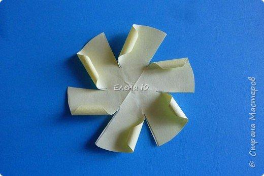Мастер-класс Бумагопластика: Розы из бумаги на скорую руку Бумага День учителя. Фото 8