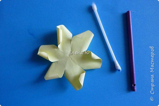 Мастер-класс Бумагопластика: Розы из бумаги на скорую руку Бумага День учителя. Фото 9