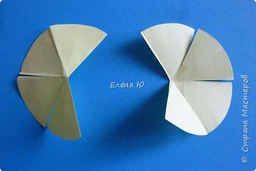 Мастер-класс Бумагопластика: Розы из бумаги на скорую руку Бумага День учителя. Фото 14