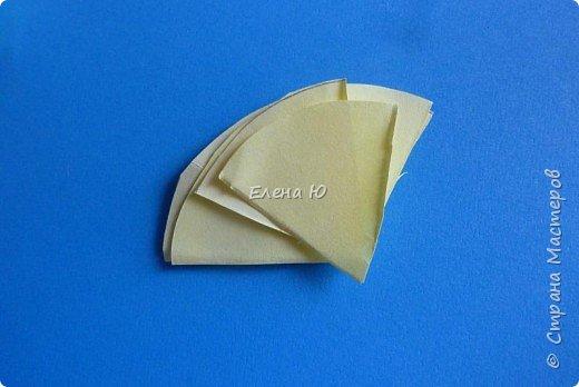 Мастер-класс Бумагопластика: Розы из бумаги на скорую руку Бумага День учителя. Фото 17