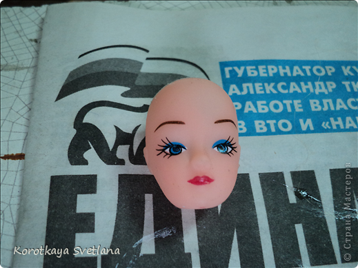 Куклы, Мастер-класс, Поделка, изделие Шитьё: Кукла-шкатулка Кармэн + маленький МК Кружево, Ткань. Фото 8
