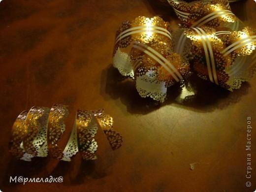 Мастер-класс, Свит-дизайн Бумагопластика: Сладкая туфелька МК Бумага гофрированная. Фото 16