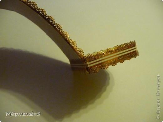Мастер-класс, Свит-дизайн Бумагопластика: Сладкая туфелька МК Бумага гофрированная. Фото 20
