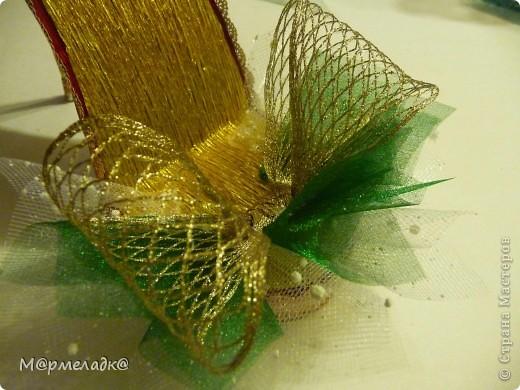 Мастер-класс, Свит-дизайн Бумагопластика: Сладкая туфелька МК Бумага гофрированная. Фото 31