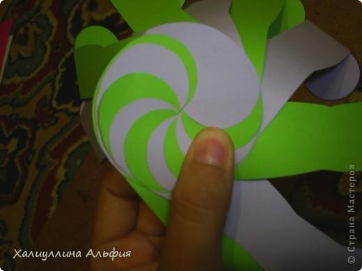 "Мастер-класс Оригами: МК ""Десятигранная спираль Инь-Ян"" (Ten-Sided Yin-Yang Globe)  Автор: Chapman-Bell Philip. Бумага. Фото 10"