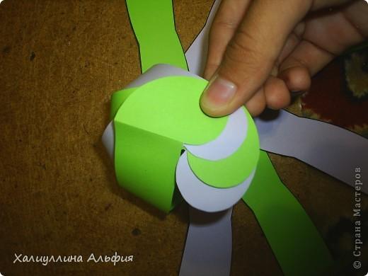 "Мастер-класс Оригами: МК ""Десятигранная спираль Инь-Ян"" (Ten-Sided Yin-Yang Globe)  Автор: Chapman-Bell Philip. Бумага. Фото 18"
