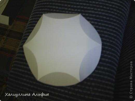 "Мастер-класс Оригами: МК Шарик ""Soccerball Ball Units"" (Автор: Philip Chapman-Bell) Бумага. Фото 7"