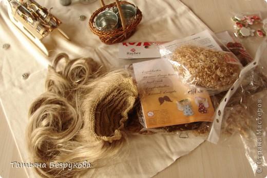 Материалы и инструменты Шитьё: Материал для изготовления кукол,или с чего начать.. Фото 29