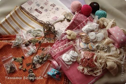 Материалы и инструменты Шитьё: Материал для изготовления кукол,или с чего начать.. Фото 1