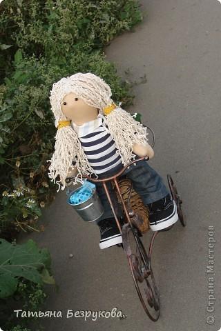 Игрушка Шитьё: Лошадка Иго-Го....В гости к Вам... Ткань Дебют. Фото 2