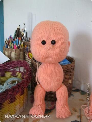 Игрушка Вязание спицами: