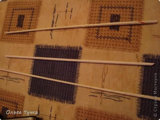 Мастер-класс Плетение: плетение винтом на конус Бумага газетная. Фото 1