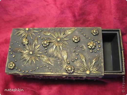 Декор предметов Лепка: Коробулька  для денежек  (Пейп-арт) Материал природный, Салфетки, Фарфор холодный. Фото 7